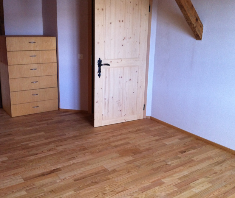 zimmerausbau 14. Black Bedroom Furniture Sets. Home Design Ideas